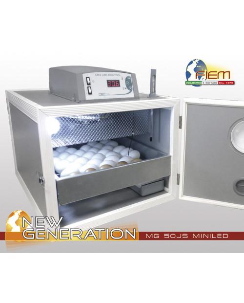 INCUBADORA MG-50 JUNIOR MINI LCD