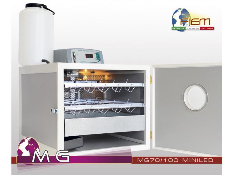 INCUBADORA MG-70/100 FAMILY MINI LCD