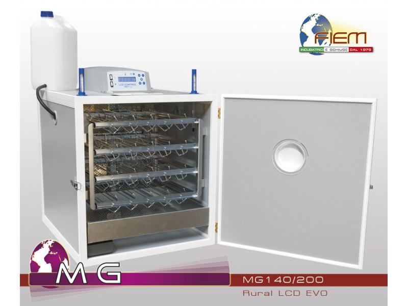 INCUBADORA MG-140/200 RURAL