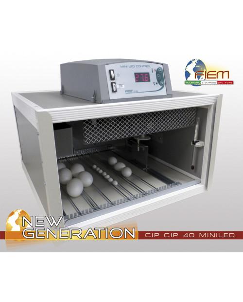 INCUBADORA CIP CIP-40 MINI LCD
