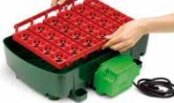 Incubadora automática ET 49 Huevos - Huevos pequeños alveolos