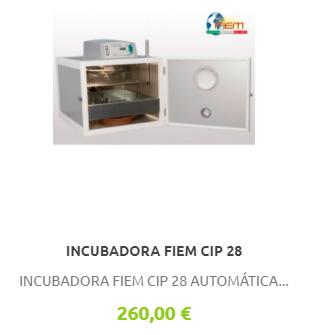 Incubadora Industrial Automática