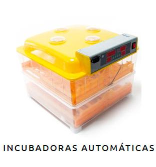 Incubadoras Automáticas